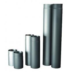 Kouřová roura 150/500/1,5mm černá