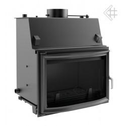 Kratki Oliwia 22 kW teplovodní krbová vložka - panoramatické sklo