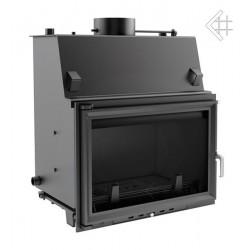 Kratki Oliwia 22 kW teplovodní krbová vložka - čelní prosklení