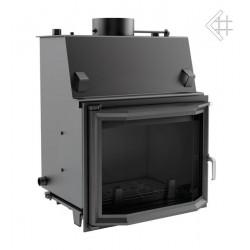 Kratki Zuzia 19 kW teplovodní krbová vložka - prizmatické sklo