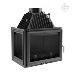 Kratki Zuzia 16 kW teplovzdušná krbová vložka - levé prosklení