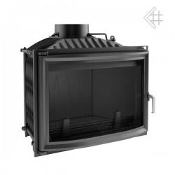 Kratki Wiktor 14 kW teplovzdušná krbová vložka - panoramatické sklo
