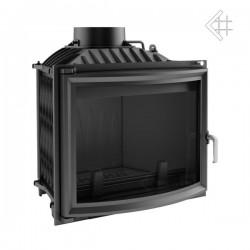 Kratki Eryk 12 kW teplovzdušná krbová vložka - panoramatické sklo