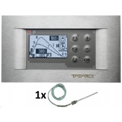Tatarek RT08 OM Grafik TD Regulátor automatiky