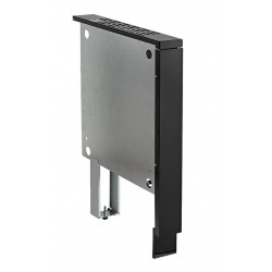 KVS Moravia 9118.2500 ochlazovací panel černý