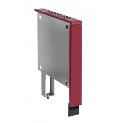 KVS Moravia 9118.4300 ochlazovací panel bordo